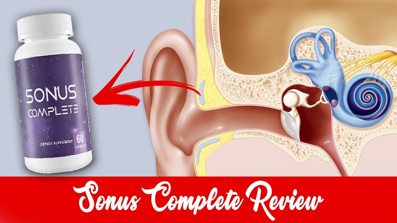 Sonus Complete Review 2020 - Ingredients Are Clinically Tested?