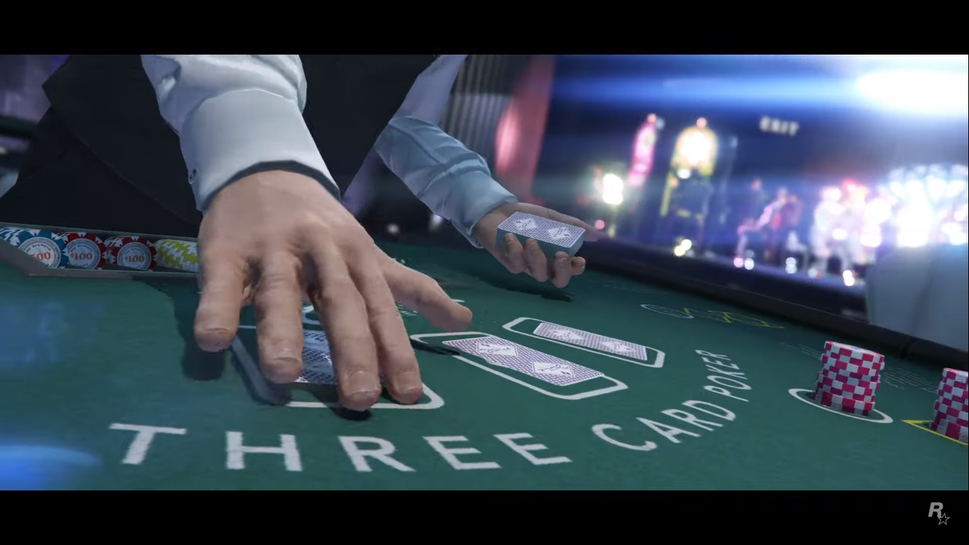 One Of The Most Popular Casino Card Games