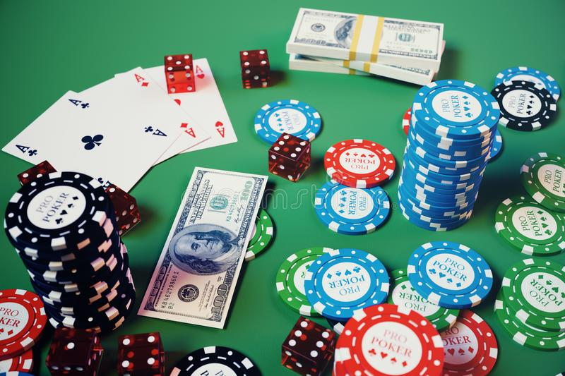 Develop A Gambling A Senior High School Bully Would Be Terrified Of